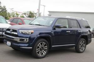 2014 Toyota 4Runner Limited Sport Utility