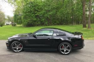 2010 Ford Mustang Roush