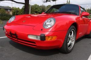1996 Porsche 911 Cabriolet