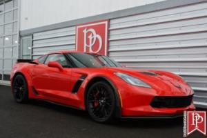 2016 Chevrolet Corvette Z06 Coupe w/3LZ & Z07