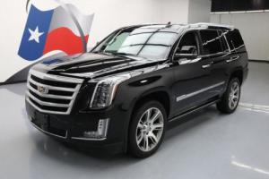2016 Cadillac Escalade PREMIUM 4X4 SUNROOF NAV DVD