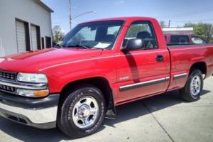 2000 Chevrolet C/K Pickup 1500 Photo