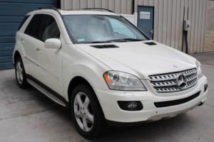 2008 Mercedes-Benz M-Class ML 320 3.0L CDI Turbo Diesel 4Matic 4WD SUV One Owner