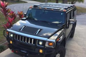 2008 Hummer H2 Luxury