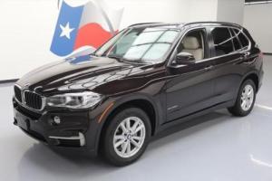 2014 BMW X5 XDRIVE35D DIESEL AWD PANO ROOF NAV