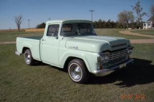 1959 Ford F-100 Photo