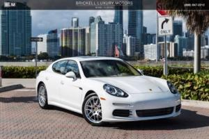 2014 Porsche Panamera 2 Photo
