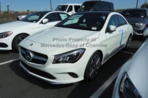 2018 Mercedes-Benz CLA-Class CLA 250 Coupe