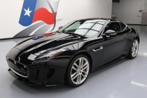 2015 Jaguar F-Type R COUPE SUPERCHARGEDHP NAV