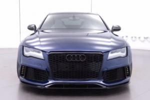 2013 Audi S7 4dr Hatchback Prestige Photo