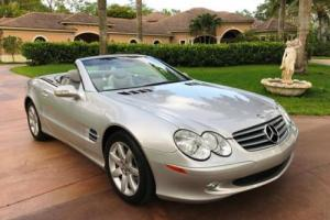 2003 Mercedes-Benz SL 500 --