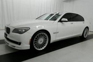 2012 BMW 7-Series ALPINA B7 LWB xDrive AWD 4dr Sedan