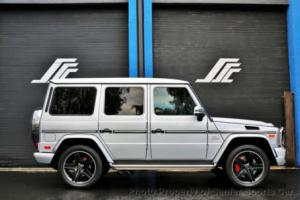 2016 Mercedes-Benz G-Class AMG G 63 SUV Photo