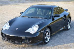 2001 Porsche 911 2dr Carrera Turbo Tiptronic