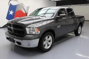 2015 Dodge Ram 1500 BIG HORN CREW REAR CAM 20'S