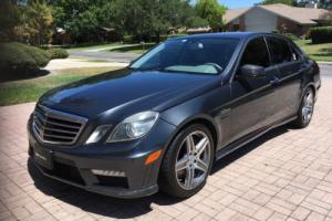 2010 Mercedes-Benz E-Class E-63 AMG Photo