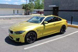 2015 BMW M4 EXECUTIVE,LIGHTING,M SUSPENSION,$78K WINDOW STICKER!