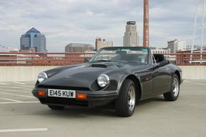 1987 TVR S Convertible - Full Restoration Classic British Sports Car