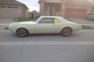 1968 Pontiac Firebird    eBay Photo