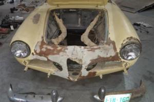 1960 Alfa Romeo Giulietta Spider Veloce -- for Sale