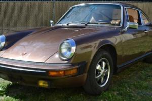 1976 Porsche 912E -- Photo
