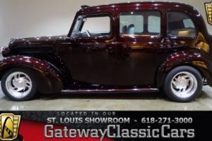 1958 Austin FX3 -- for Sale