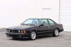 1988 BMW M6 Photo
