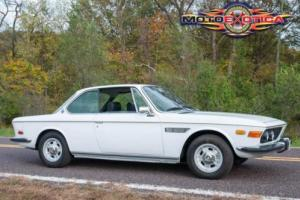 1972 BMW 3-Series 3.0CS