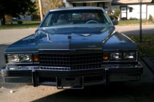 1978 Cadillac DeVille Photo