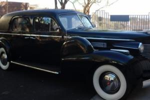 1940 Cadillac Series 75 Limousine Photo