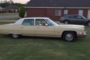 1973 Cadillac Fleetwood 60 Special Photo