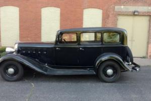 1933 Chrysler Royal Royal 8