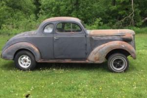 1937 DeSoto Coupe