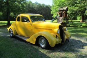 1936 Dodge 5 Window Coupe 5-Window