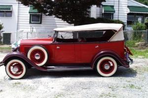 1933 Dodge Touring Photo