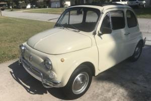 1970 Fiat 500 500 L