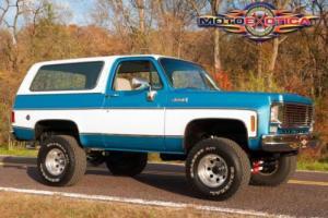 1977 GMC K5 K5 Jimmy