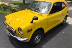 1972 Honda Z600 BRUNCH