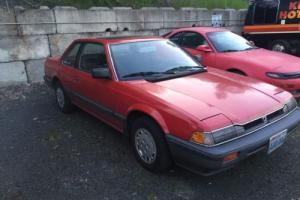 1984 Honda Prelude Photo