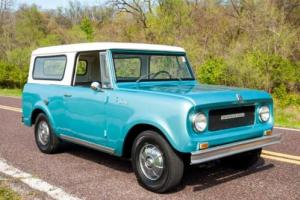 1969 International-Harvester Scout Scout Photo
