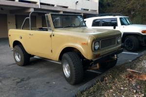 1970 International Harvester Scout Photo