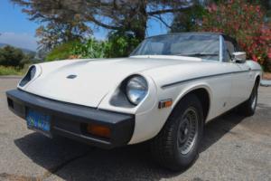 1974 Jensen Healey G80