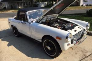 1976 MG Midget Roadster