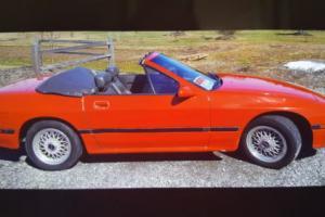 1988 Mazda RX-7 Photo