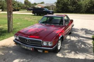 1985 Mercedes-Benz SL-Class 280SL Photo