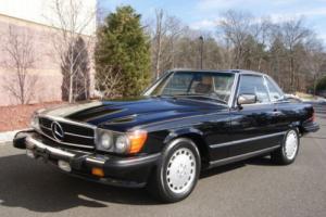 1988 Mercedes-Benz SL-Class Photo