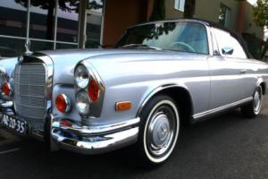 1963 Mercedes-Benz 200-Series Photo