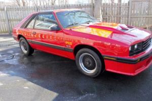 Mercury: Capri RS 5.0L