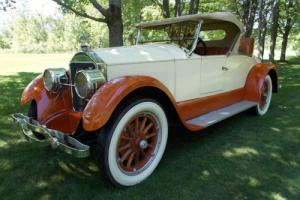 1926 Pierce Arrow... G80 Runabout Photo