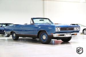 1969 Plymouth GTX Hemi Convertible --
